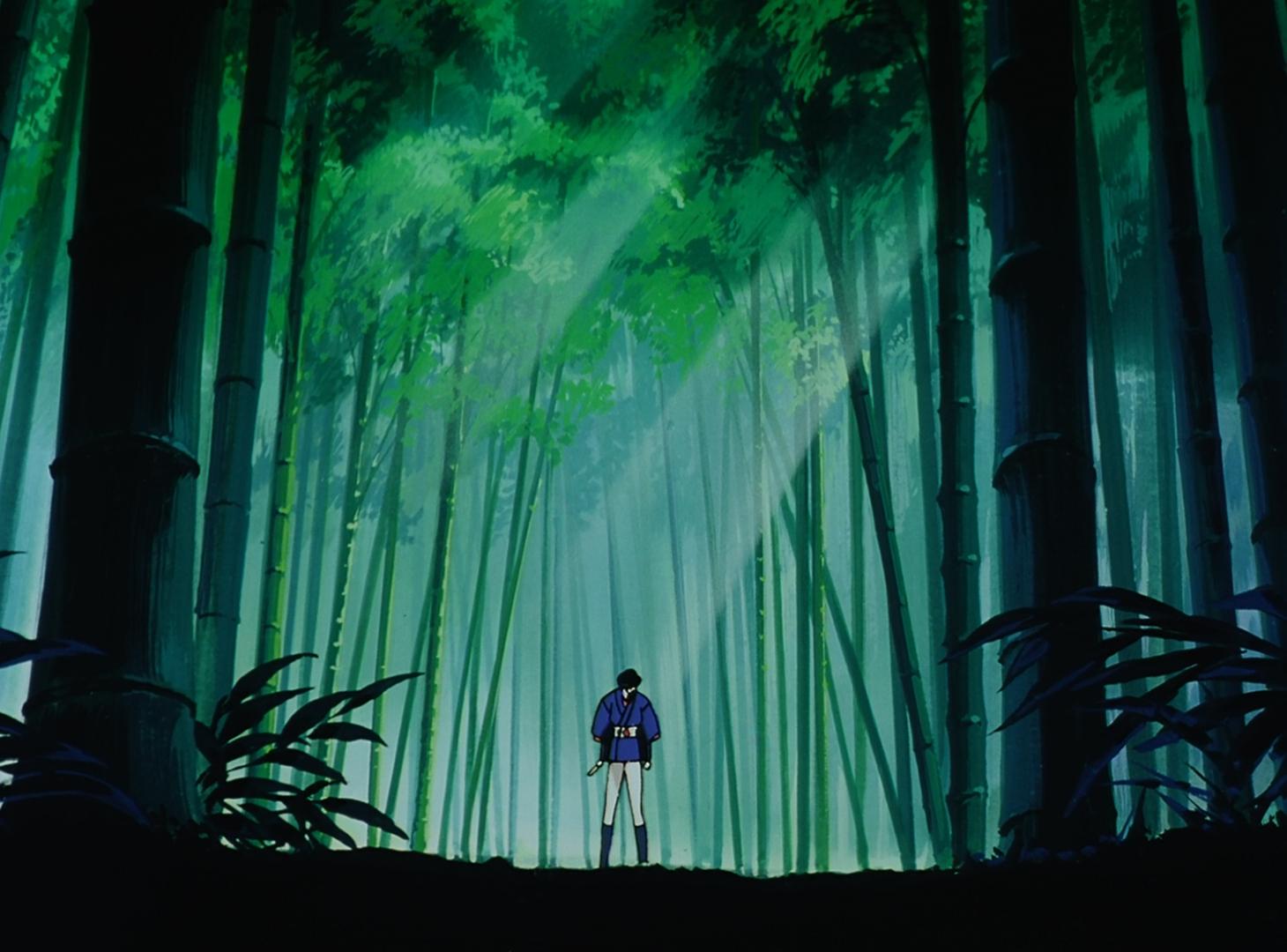 Film Review Ninja Scroll 1993 Jivan Ward